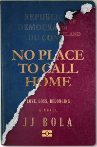 JJ Bola - No Place To Call Home Jacket